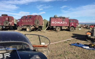 Day 9: Nomad's