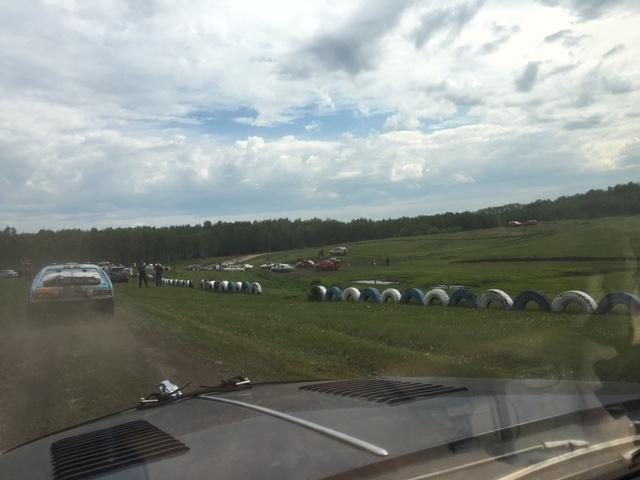 Day 17: Rallycross