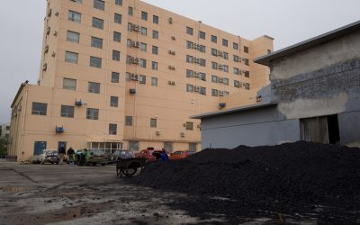 Day 2: Coal fired hotel