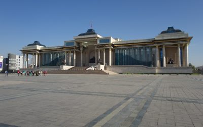 Day 6: Genghis Khan Square