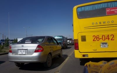 Day 6: Leaving Ulaanbataar