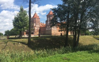 Day 25: Mir Castle