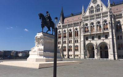 Day 29: Budapest – a beautiful city